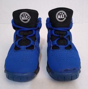 Nike Air Max - Barkley's - Blue/Black - 9c
